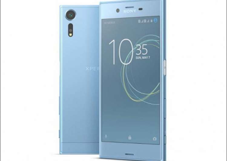 Sony launches Xperia XZs with 'Motion Eye' camera