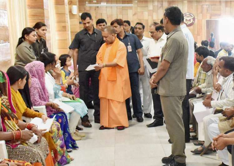 Misconceptions due to my saffron-clad look, says Yogi- India Tv