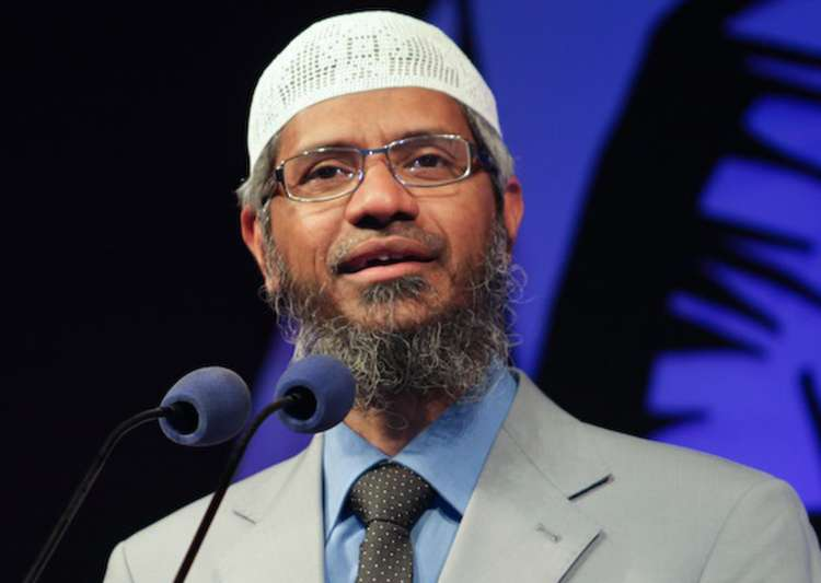 Islamic preacher Zakir Naik- India Tv