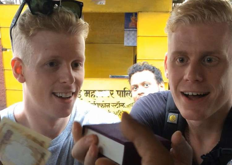 These two foreigners have some hilarious videos for all- India Tv
