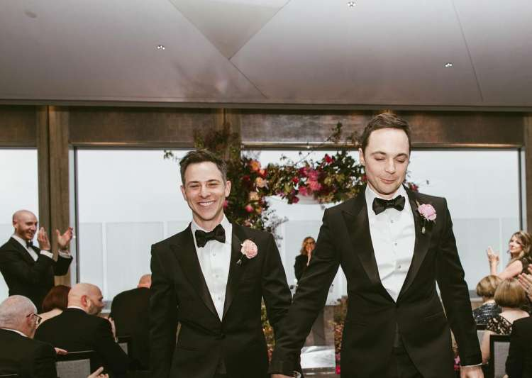 Big Bang Theory's Sheldon Cooper aka Jim Parsons marries- India Tv
