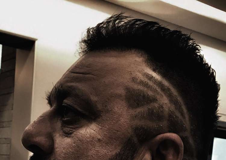Sanjay Dutt's new look for 'Saheb Biwi Aur Gangster 3' is menacing