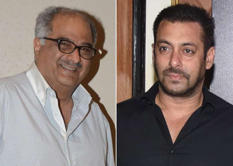 Boney Kapoor to ask Salman for No Entry sequel- India Tv