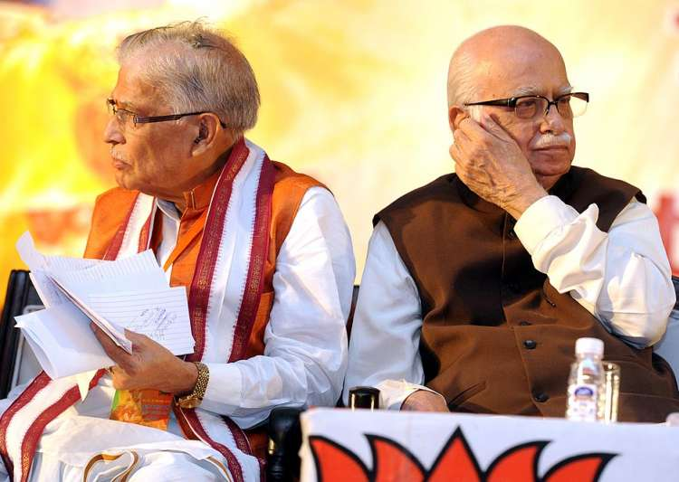 Court frames 'conspiracy charges' against Advani, Joshi,- India Tv