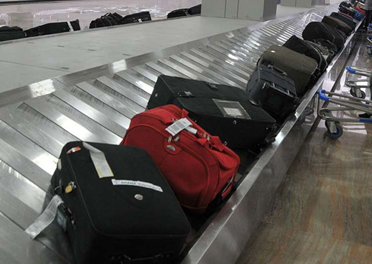 Representational pic - No handbag tags at six more airports- India Tv
