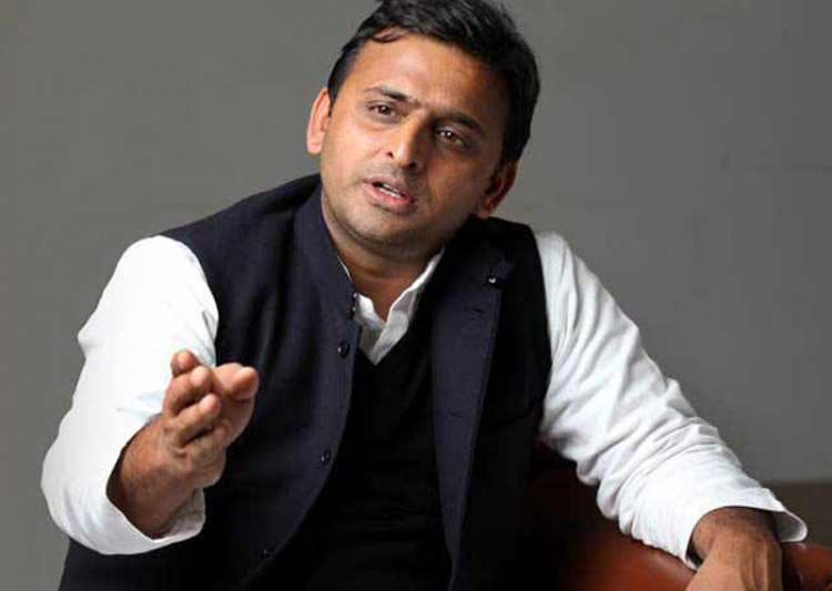 File pic of Akhilesh Yadav - India Tv