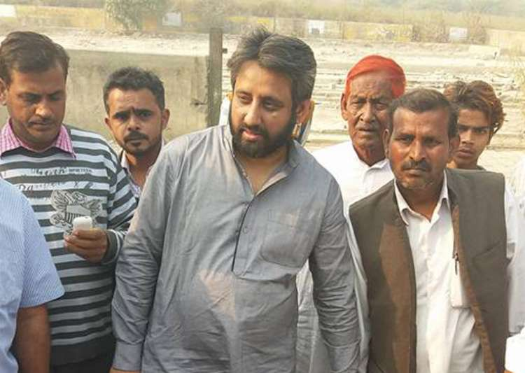 AAP crisis ends as Vishwas made Rajasthan in-charge, Amanatullah axed