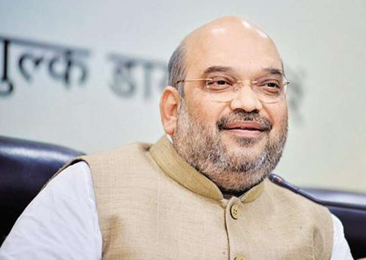 File pic of BJP president Amit Shah- India Tv