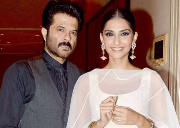 Anil Kapoor, Sonam Kapoor- India Tv