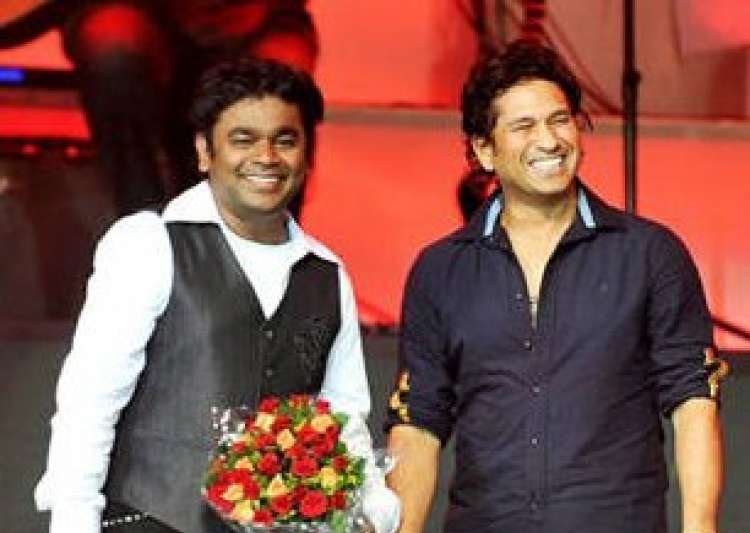 A R Rahman reveals one quality he shares with Sachin- India Tv