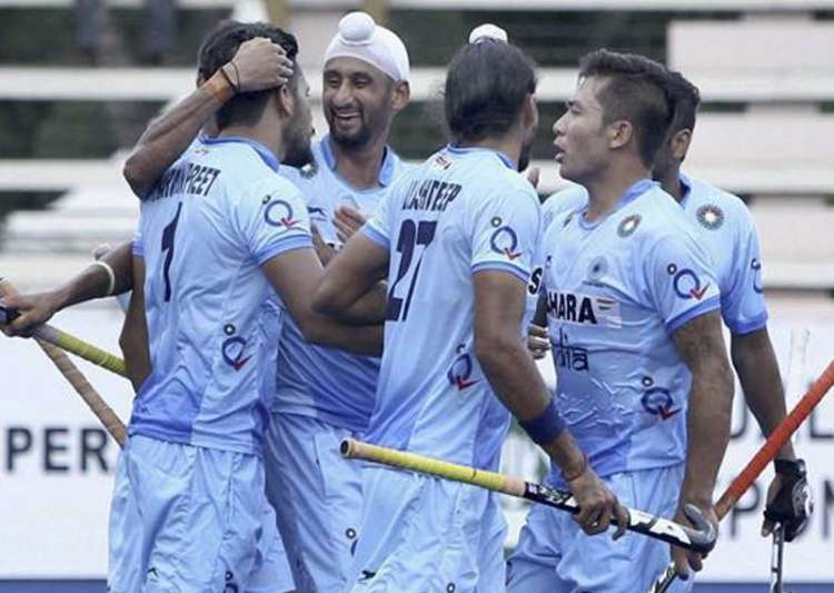 India beat New Zealand 4-0 to settle for bronze in Sultan- India Tv