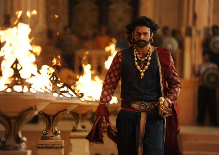 Baahubali 2 collection - India Tv