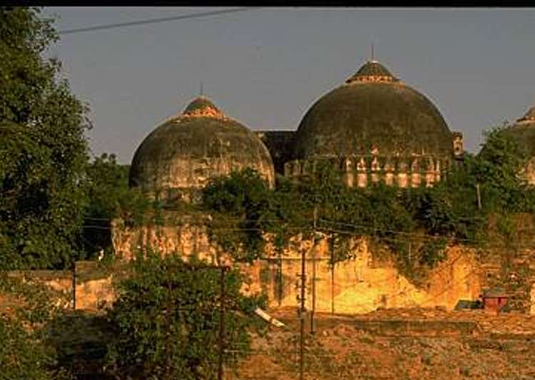 Five accused in Babri demolition surrender in court, get- India Tv