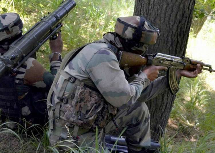 Representational pic - Pakistani intruder shot dead by BSF- India Tv