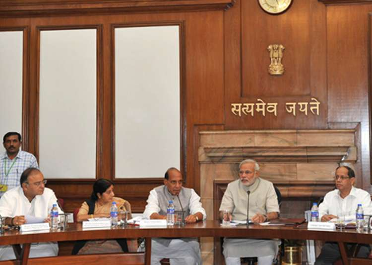 Cabinet nod for amending law to allow construction near- India Tv