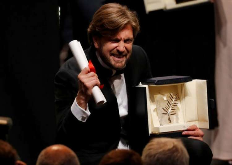 Swedish satire The Square wins Palme d'Or top prize at- India Tv