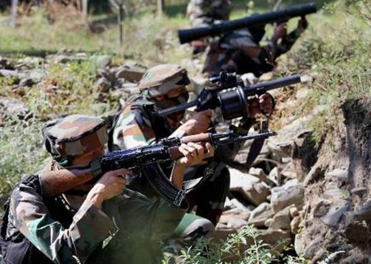 Pak Army violates ceasefire along LoC in Balakote sector of- India Tv