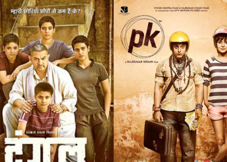 Dangal breaks PK record in China, mints over 100 crore in 4- India Tv