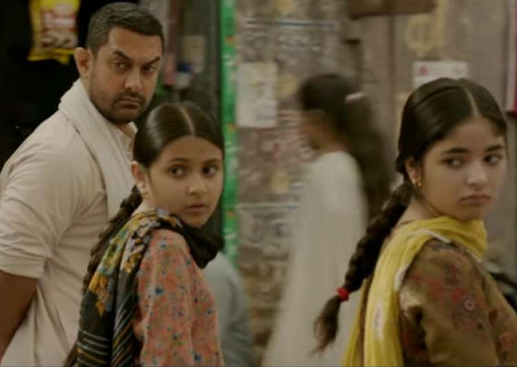 Dangal in China: Aamir Khan's film collects 1000 crore- India Tv
