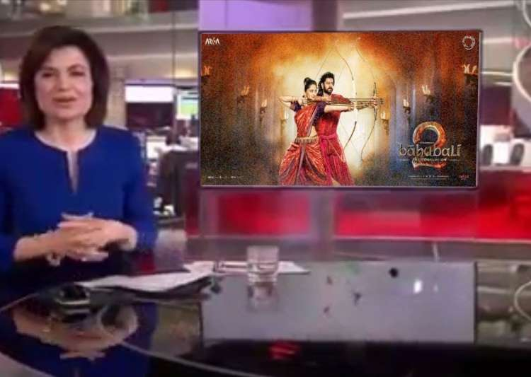 Foreign media praises Baahubali 2- India Tv