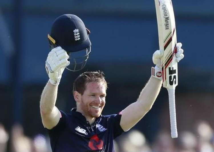 Eoin Morgan ton sets up England win over South Africa in- India Tv