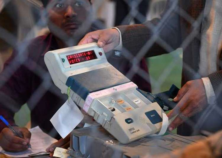 EVMs used by EC are tamper-proof, parliamentary panel told - India Tv