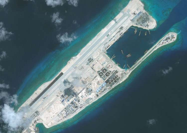 Nations agree on South China Sea