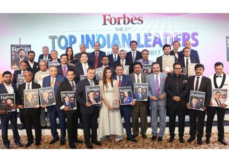 Forbes list- India Tv
