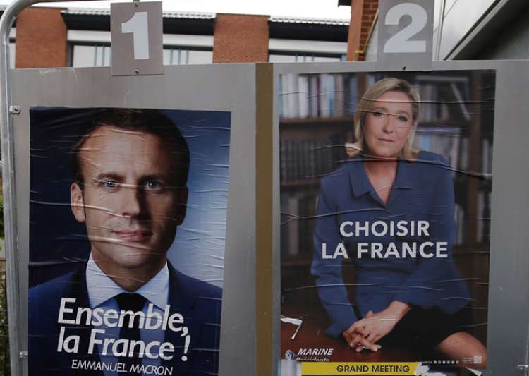 France votes to elect new president today- India Tv