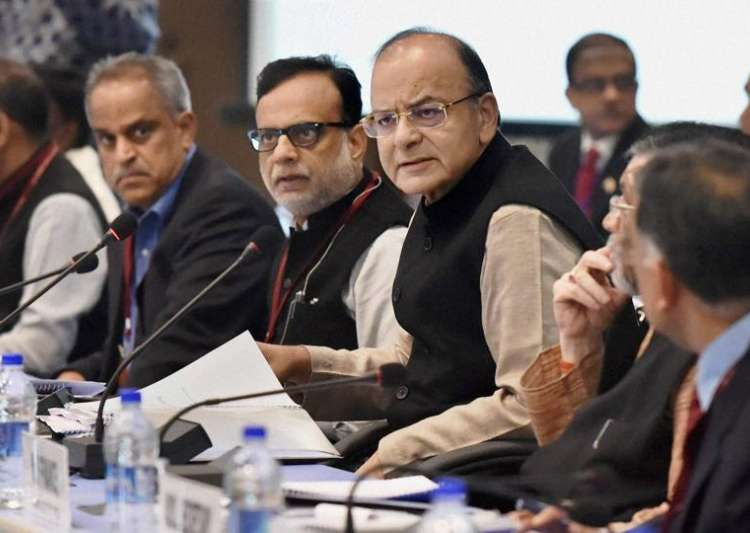 GST Council meet to fix rates on goods, services begins- India Tv