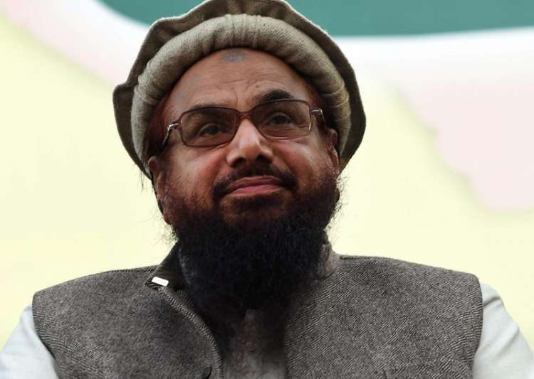 File pic of Pakistani terrorist Hafiz Saeed - India Tv