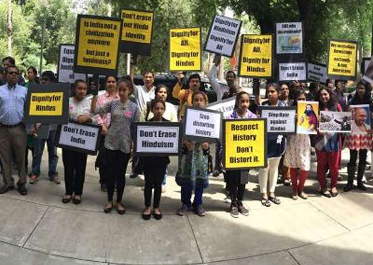 Indian-Americans unhappy with California school over- India Tv