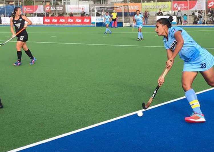 Hockey: New Zealand beat Indian 4-1 in series opener- India Tv