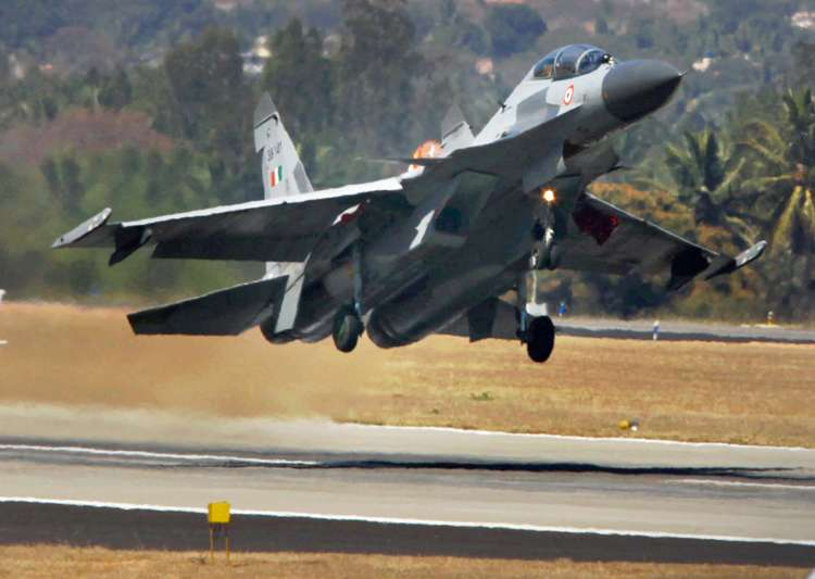 Crashed Sukhoi pilots dead, failed to eject before crash:- India Tv