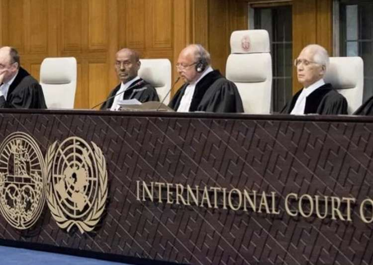 ICJ stays execution of Indian national Kulbhushan Jadhav