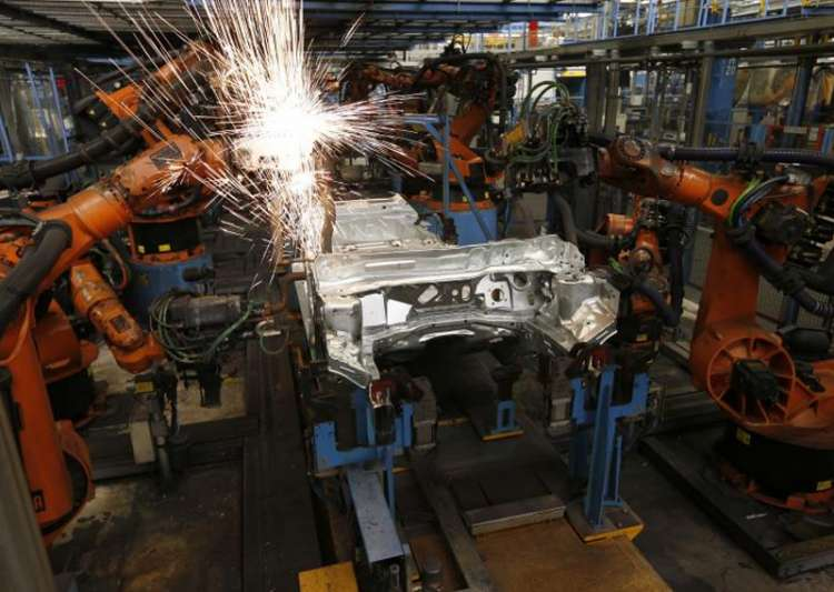 March industrial output growth cools to 2.7 pc on poor- India Tv