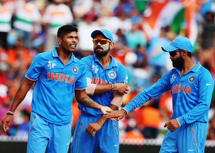 India thrash Bangladesh in ICC Champions Trophy warm-up