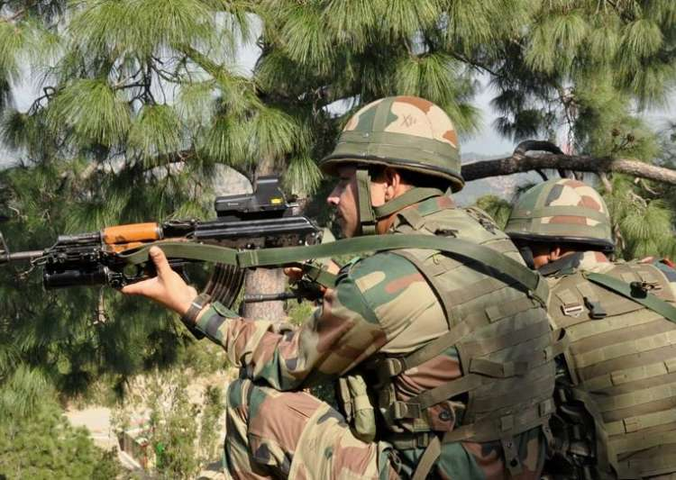 Another infiltration bid foiled on LoC- India Tv