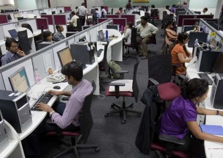 Hiring activity saw a fall in telecom, BPO, insurance and