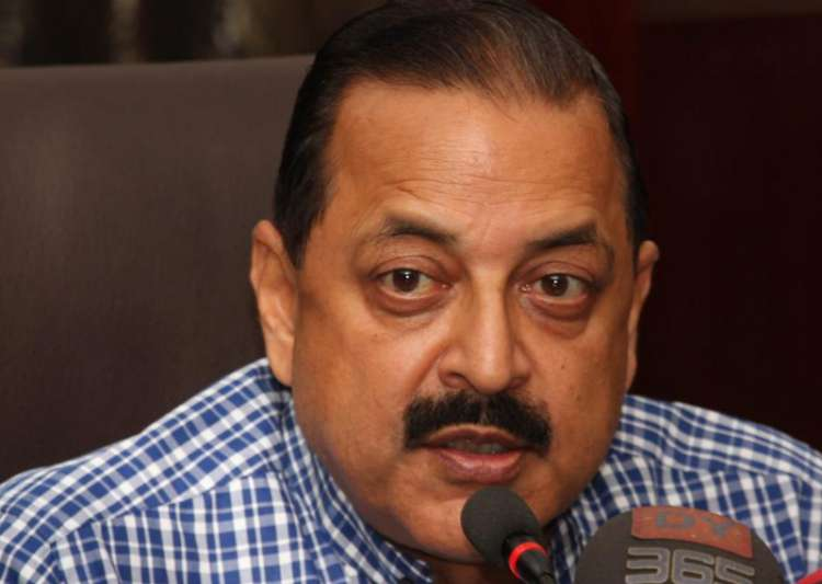 File pic of Union Minister Jitendra Singh- India Tv