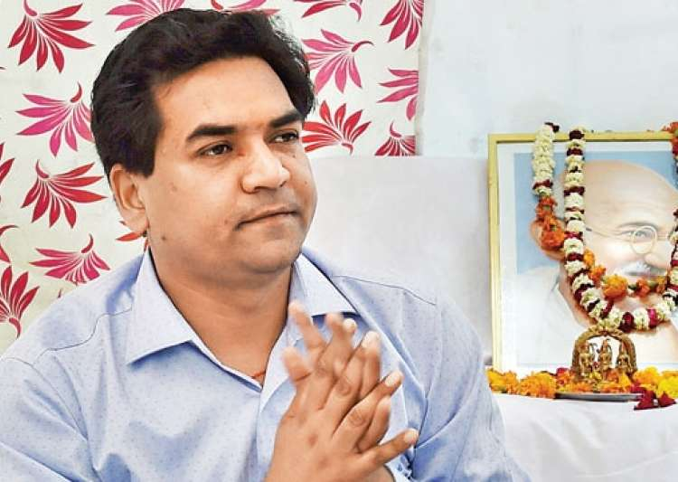 'Learn to fear God': Kapil Mishra's mother warns