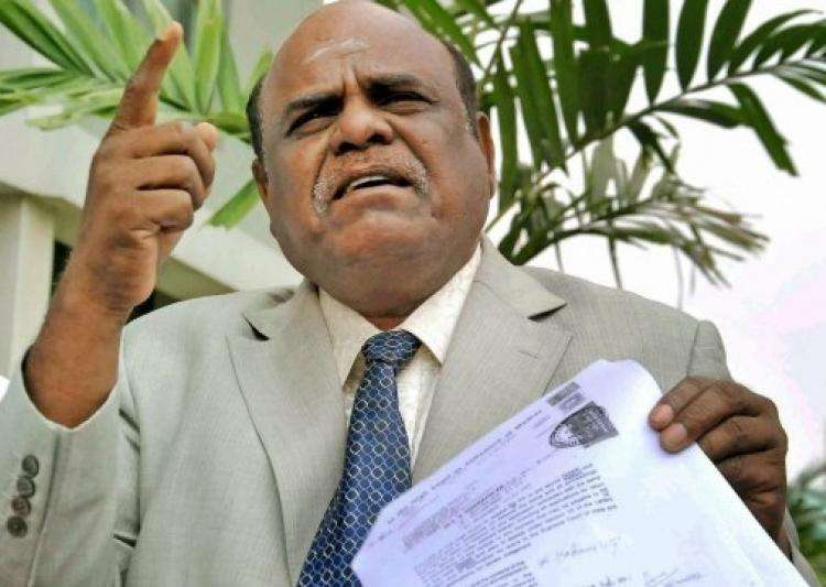 SC orders medical test of Justice Karnan, next hearing on- India Tv