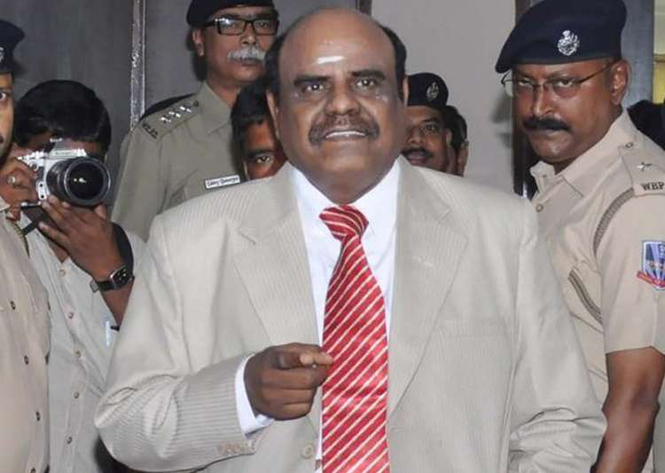 Justice Karnan 'very much in Chennai,' says his lawyer- India Tv