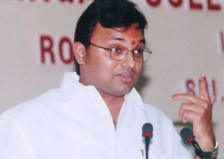 Karti now under CBDT scanner for 'illegally favouring'- India Tv