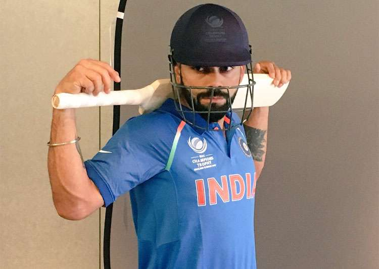 A file image of India captain Virat Kohli.- India Tv