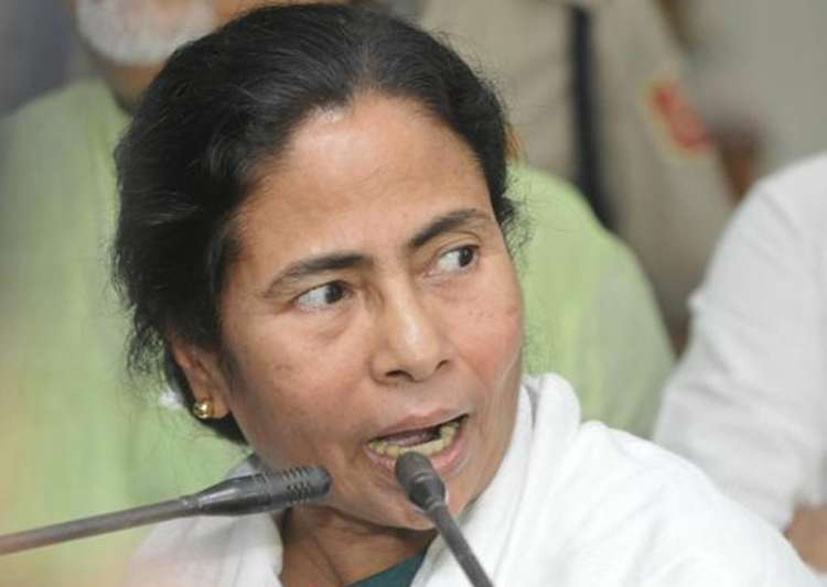 File pic of WB Chief Minister Mamata Banerjee - India Tv
