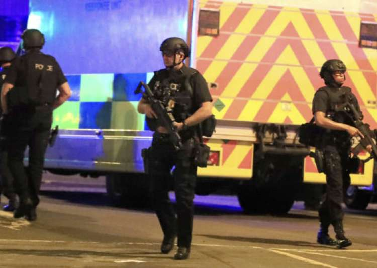 Recent bombing in Manchester killed 22 people- India Tv
