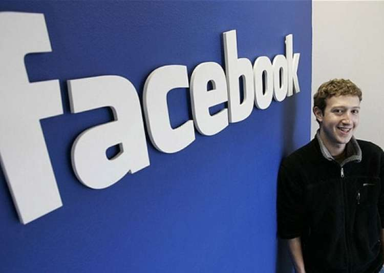 Facebook CEO Mark Zuckerberg is currently the fifth- India Tv