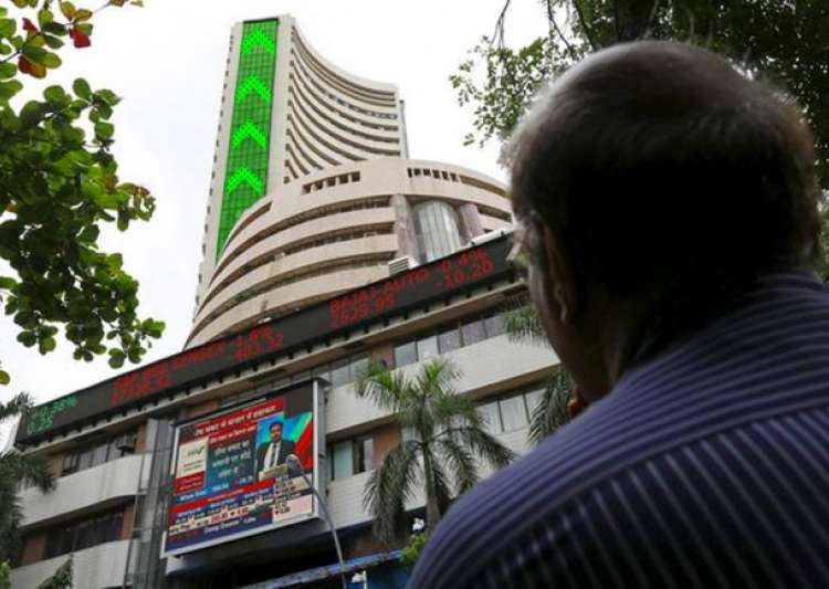 Sensex, Nifty breached their lifetime highs on positive