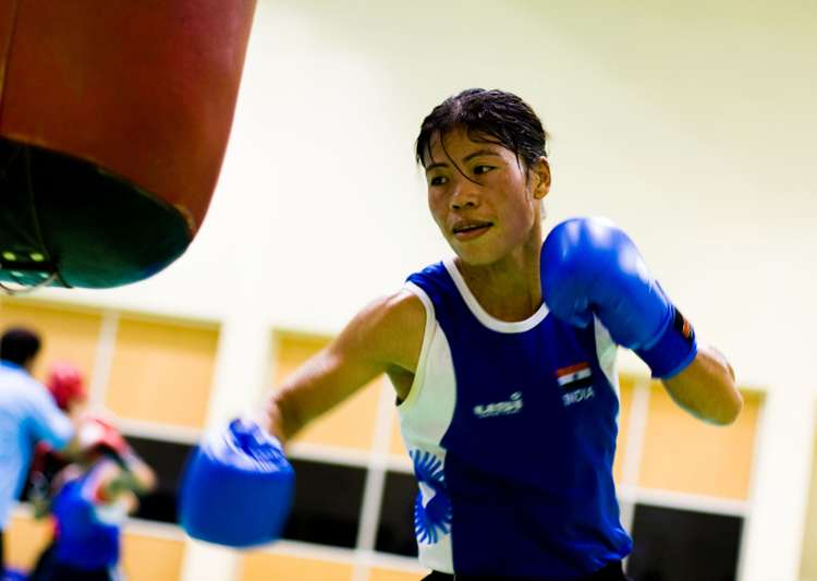 Mary Kom all set to return to action after 1-year hiatus - India Tv